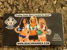 Benchwarmer 2011 Soccer Premium Series Unopened Box