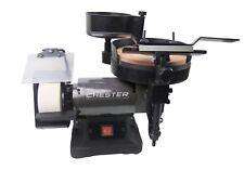 """Brand New 5x8"""" Professional Dry/Wet Wheel Sharpener Chester"""
