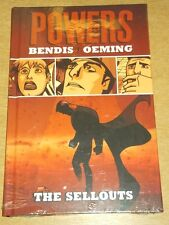 POWERS SELLOUTS VOL 6 ICON BENDIS OEMING HARDBACK GRAPHIC NOVEL< 9780785160182
