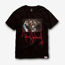Diamond Michael Jackson Zombie Tee Thriller Shirt Black MJ King of Pop Medium