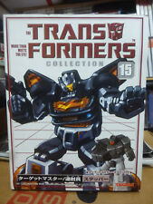 Transformers Collection #15 Stepper (Reissue, 2003) Brand New Boxed Japan Import