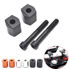 30mm Height CNC Handlebar Riser Adaptor Kit KTM 690 Enduro/R/SMC R/ABS 2008-2018