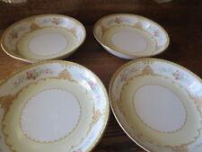 set of 4 Noritake  Cyclops   Soup  Bowls