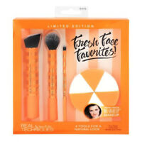 Real Techniques Professional Makeup Brushes & Sponge Gift Set