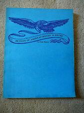 200 YEARS of AMERICAN HISTORY in RHYME - CLYDE RUNION - 1977 PRATT KS PRINTING
