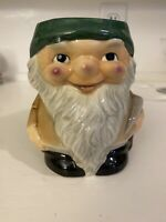 Vintage GOEBEL Dwarf Elf With Pick Ax Mug- Very Good Condition- Preowned
