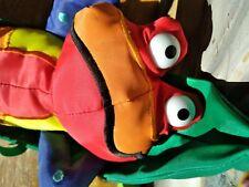 """""""Premier Kites"""" 3-Dimensional Garden Flag Multi-Colored Frog In The Hammock 20X5"""
