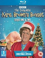 Mrs Browns Boys Series 1 to 2 / Christmas Special BLU-Ray NEW BLU-RAY (8290501)