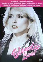 DVD Blondie ‎ Live! Canadian National Expo Toronto 1982  UK 2002 Sealed