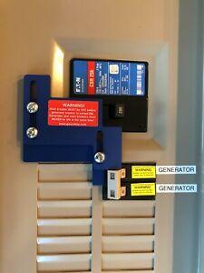 NCH200 Generator interlock Eaton/Cutler Hammer 150 & 200A CH Series