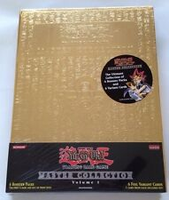 YuGiOh Master Collection Volume 1 Sealed Box Set 6 Booster 6 Rare English Exodia
