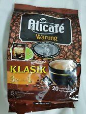 Alicafe Classic 3 in 1 Premix Coffee 20 Sachets x 20g HALAL FREE Shipping