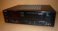 Sony Dolby pro logic intégré Amplificateur Amp Deck TA-AV570