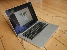 Apple MacBook Pro 13Zoll Mitte 2012, i7, 8GB Ram, 450GB SSD