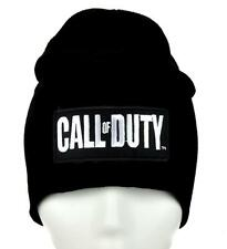 Call of Duty Beanie Alternative Clothing Knit Cap Black Ops III Soldier Military