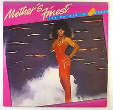"""12"""" LP - Mother's Finest - One Mother To Another - C1953 - washed & cleaned"""