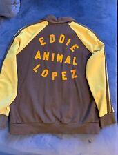 "Vintage Boxing Memorabilia - 1982 The Late Great Eddie "" The Animal Lopez """