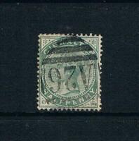 Gibraltar - 1887 - ½d QV Portrait - SC 8 [SG 8] USED 20