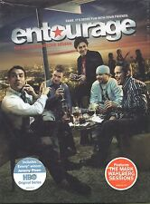 Entourage: The Complete Second Season (DVD, 2006, 3-Disc Set) ~ NEW ~