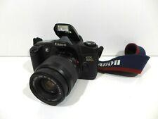 Canon Rebel G EOS 35mm Film Camera w/Zoom Lens 35-80mm + Strap