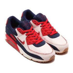 Comparable Canal casete  Zapatillas deportivas de hombre rojos Nike Nike Air Max 90 | Compra online  en eBay