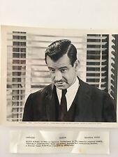 CHARADE ORIGINAL 1963 MOVIE STILL PHOTO LOBBY CARD WALTER MATTHAU  8X10 B&W