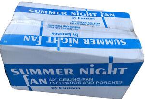 "Emerson Summer Night 42"" 5 Blade Indoor/Outdoor Ceiling Fan"