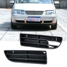 1 Pair Front Lower Bumper Grille Vent for VW Jetta Bora MK4 1999-2002 2003 200