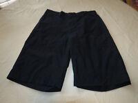 Men's Tommy Hilfiger 30 shorts navy blue walk casual EUC @