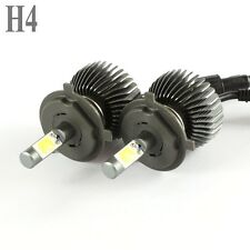 60W 6000LM LED H4 Headlight Kit Hi/Lo Beam HB2 Bulbs 6000K White High Power