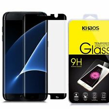 KS CASE FRIENDLY 3D Full Cover Glass Screen Protector For Samsung Galaxy S7 Edge