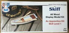 """Midwest Products """"Skiff"""" All Wood Display Model Kit #967"""