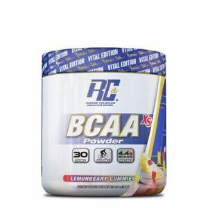 Ronnie Coleman Signature Series BCAA XS 30 Servs 2:1:1 BCAA, + FREE BCAA SAMPLE