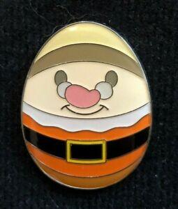 HKDL Hong Kong Easter Egg Snow White Seven Dwarfs Doc Disney Pin
