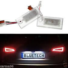LED Kennzeichenbeleuchtung TÜV Frei für AUDI A6 C5 4B Avant + S6 RS6 + Allroad