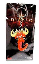 Cute But Deadly Diablo Key Ring  Blizzard Entertainment  Key Chain  2015  (418B)