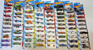 Hot Wheels Large Variety Job Lot Bundles of NEW Hot Wheels Cars Kids Reward Box