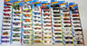 Hot Wheels Large Variety Job Lot Bundles of NEW Hot Wheels Cars Kids Reward Box