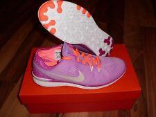 Nike Free 5.0 Tr Fit Brthe Running Training Light Purple Pink Women's US 8 NEW