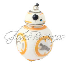 Star Wars Robot BB8 PVC Pendant for Bubblegum Chunky Necklace Key Ring