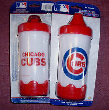 ABC Development  Inc. BASEBALL MLB Chicago Cubs Insulated Spill Proof Cup NWT