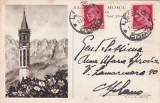 * LECCO - Albergo Roma 1932