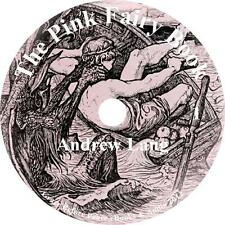 The Pink Fairy Book, Childrens Audiobook Andrew Lang on 1 MP3 CD Free Shipping