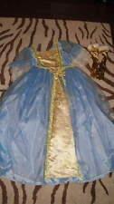 THE DISNEY STORE DELUXE CINDERELLA DRESS L 10/12 GORGEOUS!!