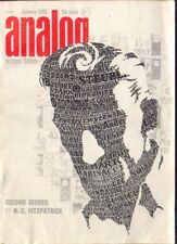 ANALOG Magazine ~ January 1966 ~ RC Fitzpatrick