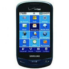 MINT Samsung Brightside SCH-U380 (Verizon) Cell Phone Touch QWERTY Sapphire Blue