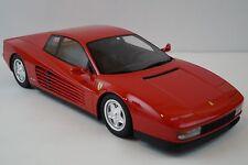 Ferrari Testarossa 1/12 scale 1989 #KSR08663R5