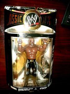 WWE JAKKS CLASSIC SUPERSTARS SERIES 15 ZEUS (DEEBO) FIGURE IN RESEALED PACKAGE