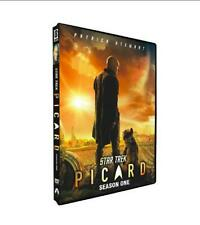 Star Trek: Picard Season 1 Brand New DVD Complete Box Set Free freight