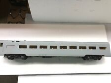 Accucraft 1:32 Coach Unlettered Gray Al34-311